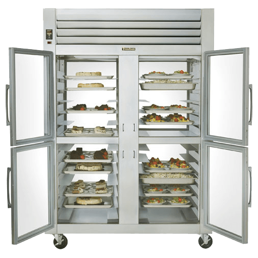 Commercial Refrigerator with Glass Doors